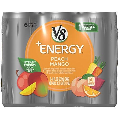easy recipe, v8 energy, energy drink
