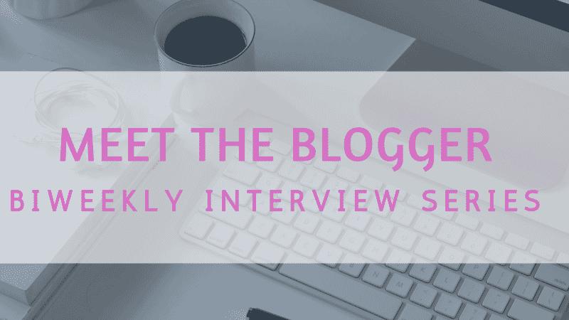 Meet the Blogger: Introducing Naomi